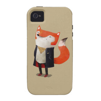 Smart Fox iPhone 4/4S Covers