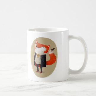 Smart Fox Coffee Mug