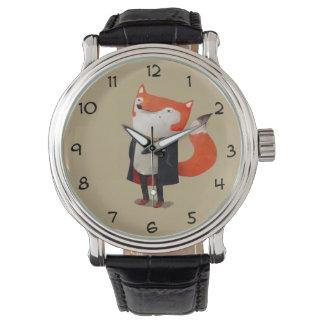 Smart Fox Wristwatches