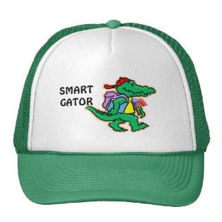 SMART GATOR TRUCKER HAT