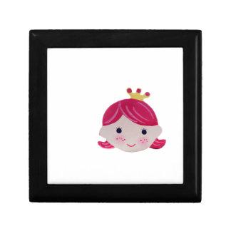 smart girl cute smile kawai jewelry box