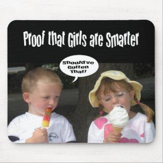 Smart Girls Mousepad
