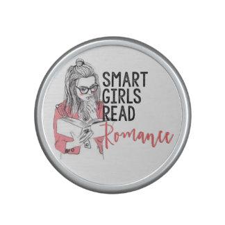 Smart Girls Read Romance Bumpster Speaker