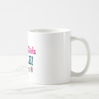 Smart Girls Rule! Coffee Mug