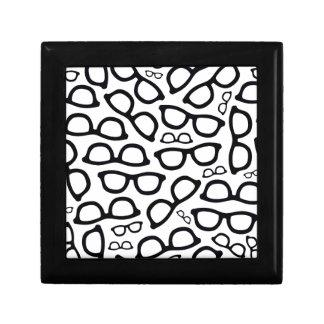 Smart Glasses Pattern Gift Box