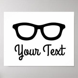 Smart Glasses Poster