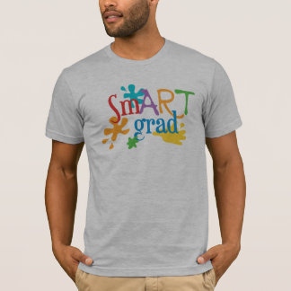 SmART Graduate - Art Major, Art Student T-Shirt