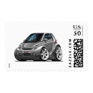 Smart Grey Car Postage