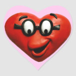 Smart Heart Stickers