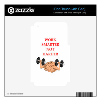 SMART iPod TOUCH 4G SKINS