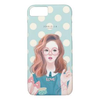 Smart Jennie iPhone 7 case