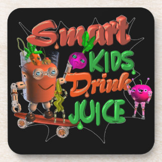 Smart Kids Drink Juice on 100+ items valxart.com Drink Coaster