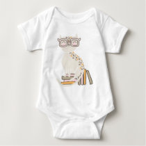 Smart Kitty Baby Bodysuit