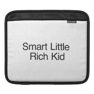 Smart Little Rich Kid Sleeve For iPads