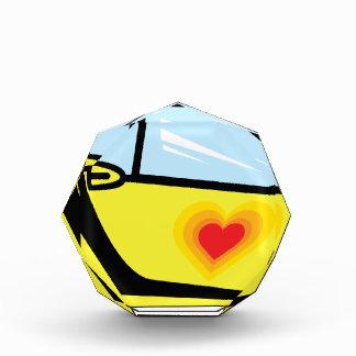 Smart Love Acrylic Award