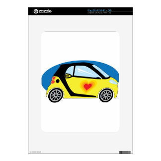 Smart Love Decals For iPad
