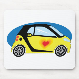 Smart Love Mouse Pad