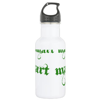 Smart man and maind fun in-Holiday 18oz Water Bottle
