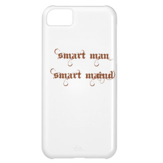 Smart man maind fun happy  in-Holiday iPhone 5C Covers