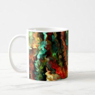 Smart Modern Art 45b.5 Mugs