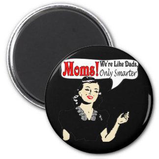 Smart Moms Magnets