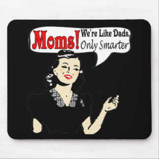 Smart Moms Mouse Pad
