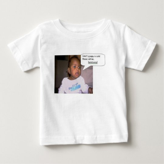 smart mouth baby baby T-Shirt