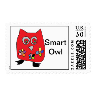 Smart Owl Stamps