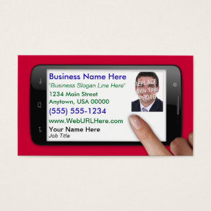 Google business cards templates zazzle smart phone search engine style business card cheaphphosting Choice Image