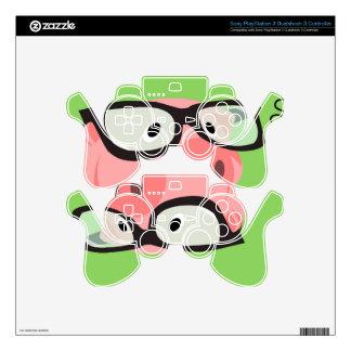 Smart Pig PS3 Controller Skins