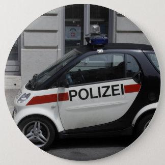 Smart Polizei Auto Button