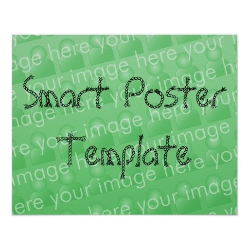 Smart Poster Template