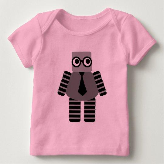 Smart Robot Baby T-Shirt