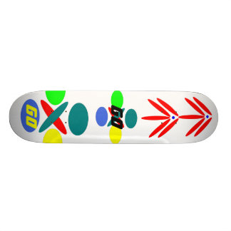 Smart Scates Skateboard