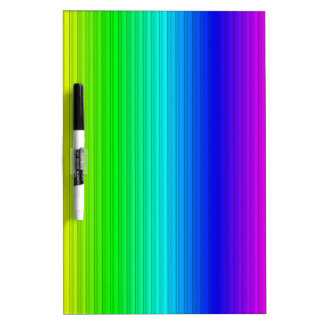 smart stripes rainbow Dry-Erase boards