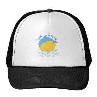 Smart & Sweet Trucker Hat