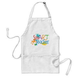 smART Teacher for the Art Teacher Adult Apron