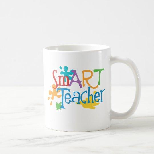 smART Teacher for the Art Teacher Coffee Mug