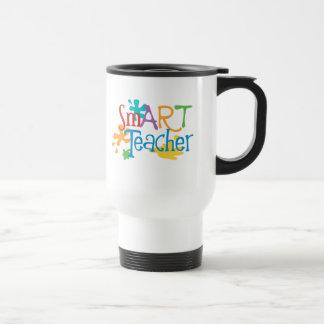smART Teacher for the Art Teacher Travel Mug