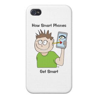 Smart-teléfono iPhone 4 Funda