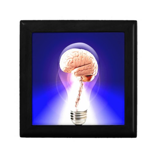 Smart thinker and light of live gift boxes