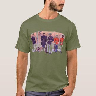 Smart Turnout Marine U.S.Style T-shirt
