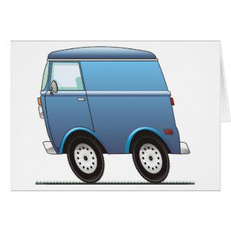 Smart Van Blue Card