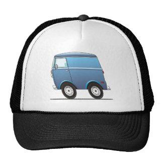 Smart Van Blue Gorros Bordados
