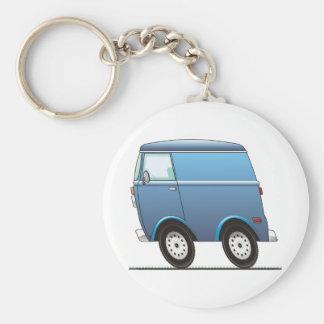 Smart Van Blue Llavero Personalizado