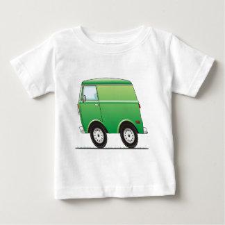 Smart Van Green Baby T-Shirt