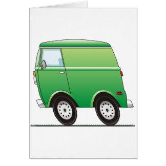 Smart Van Green Card