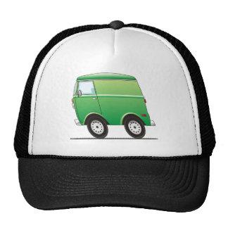 Smart Van Green Gorro De Camionero