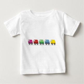 Smart Van Multiple Baby T-Shirt