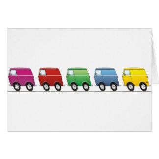 Smart Van Multiple Card